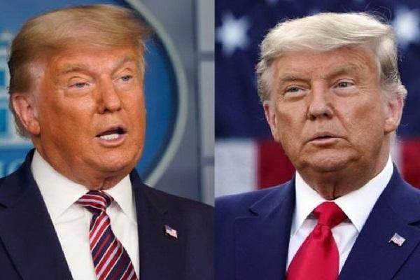 شوخی کاربران با تغییر رنگ موی ترامپ پس از انتخابات آمریکا