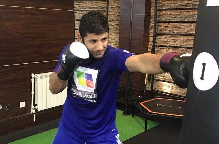 خبرنگاران الهامی کمربند قهرمانی MMA را از دست داد