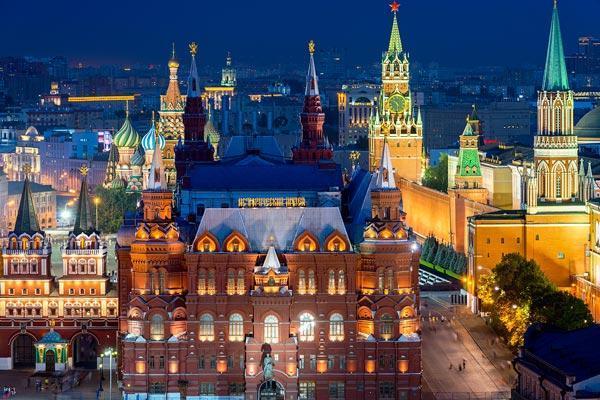 راهنمای سفر به مسکو پایتخت کشور روسیه