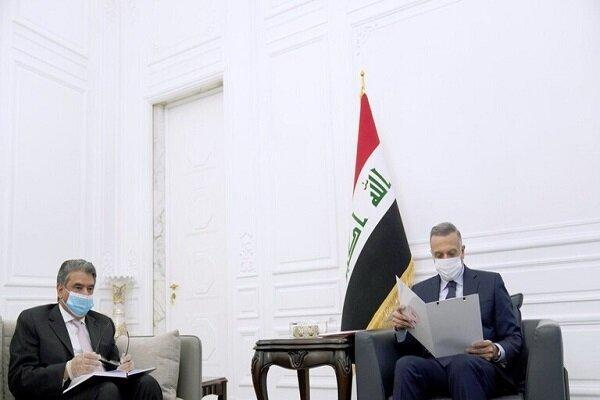 الکاظمی از همتای کویتی برای سفر به عراق دعوت به عمل آورد