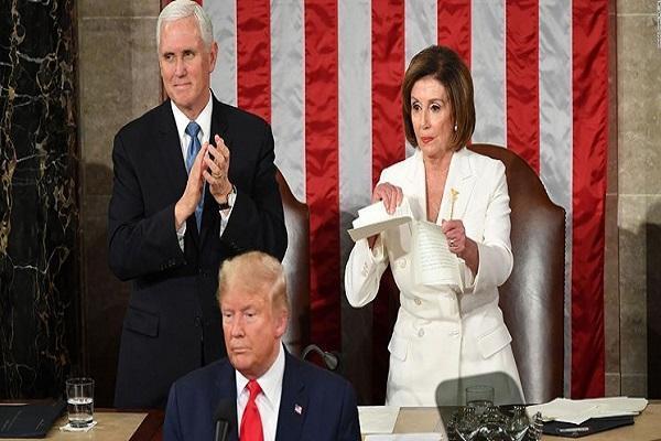 نانسی پلوسی دوباره به عنوان رئیس مجلس نمایندگان آمریکا انتخاب شد
