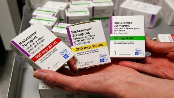 کاهش مرگ و میر کرونایی با داروی رماتیسم