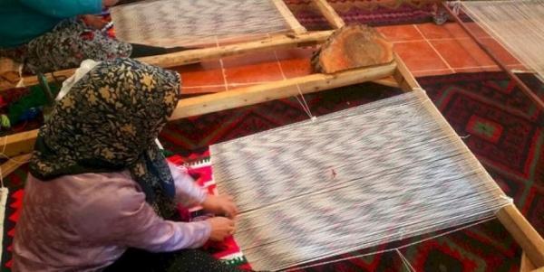 ثبت اندج الموت به عنوان روستا ملی صنایع دستی