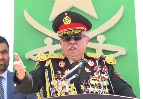 مارشال دوستم: فشار نظامی بر طالبان در فرایند صلح معین کننده است