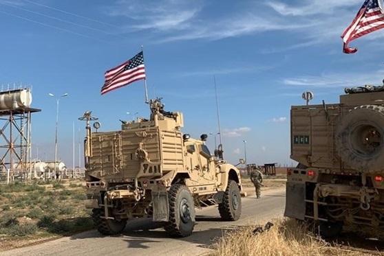آمریکا پایگاه جدید درمثلث مرزی عراق، سوریه و ترکیه می سازد خبرنگاران