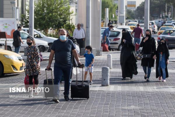 جلوگیری از سفر بیش از 20 مسافر در فرودگاه اهواز به دلیل ابتلا به کرونا