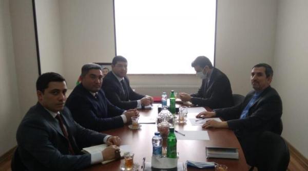 خبرنگاران همکاری ایران و نخجوان در حوزه های زیست محیطی و منابع طبیعی آنالیز شد