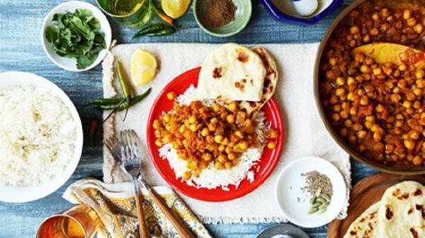 طرز تهیه چانا ماسالا ؛ یکی از غذا های تند هندی و یا پاکستانی