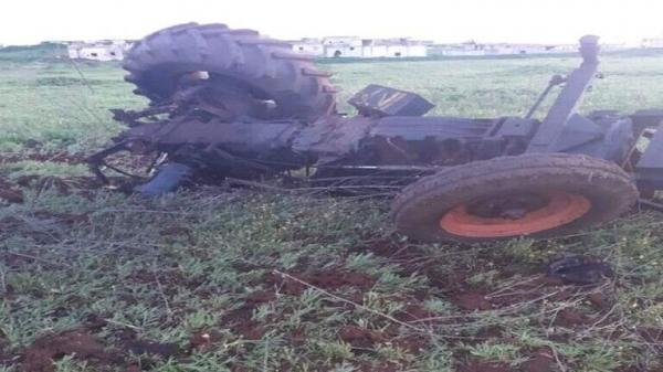 خبرنگاران انفجار مین در مرکز سوریه دو کشته و سه زخمی برجای گذاشت