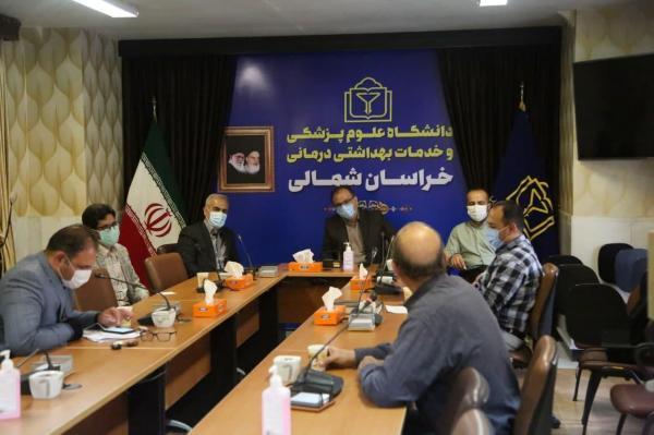 دانشگاه های علوم پزشکی خراسان شمالی و بجنورد در ایجاد رشته های جدید همکاری می کنند خبرنگاران