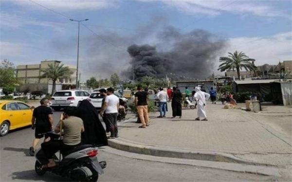 انفجار بغداد یک کشته و 12 زخمی برجای گذاشت
