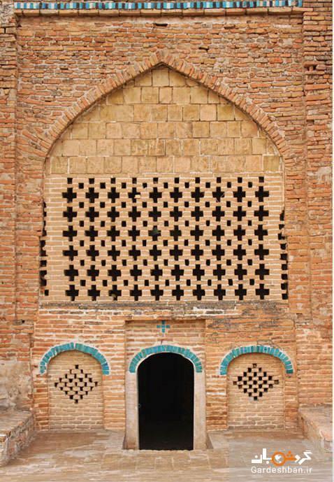 آرامگاه یعقوب لیث صفاری؛ از مهمترین جاذبه های دزفول، عکس