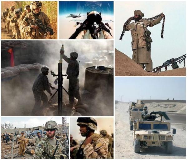 خبرنگاران تخریب و ویرانی، دستاورد 20 سال حضور آمریکا در افغانستان