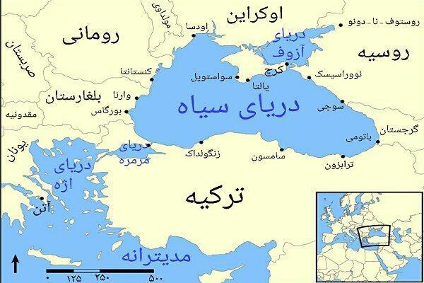 افتتاح کریدور مهم ترانزیتی خلیج فارس-دریای سیاه در آینده نزدیک