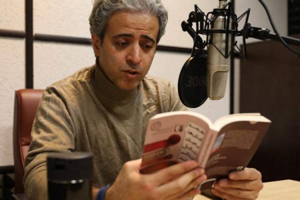 ایوب آقاخانی، کتاب برگزیده جایزه گنکور 2019 را شنیداری کرد