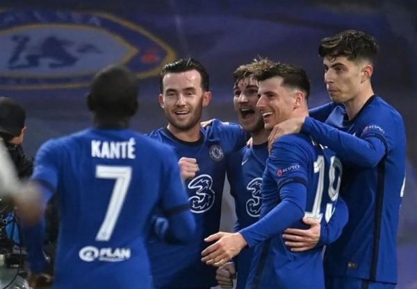 لیگ قهرمانان اروپا، چلسی با حذف رئال مادرید فینال را تمام انگلیسی کرد