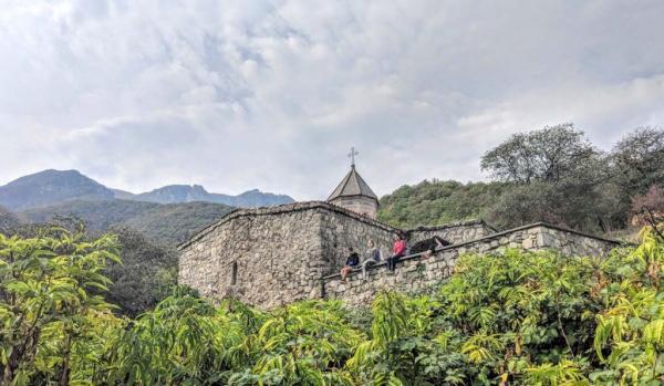 آشنایی با قلعه های ارمنستان