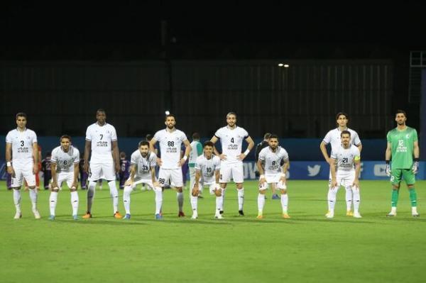 تمرینات ریکاوری بازیکنان استقلال برای ملاقات با الدحیل