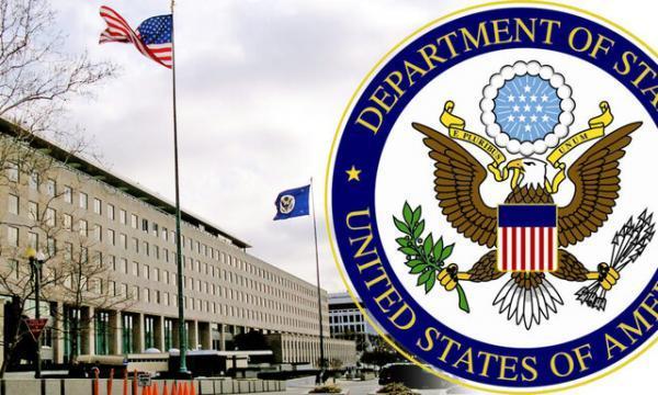کاردار روسیه به وزارت خارجه آمریکا احضار شد