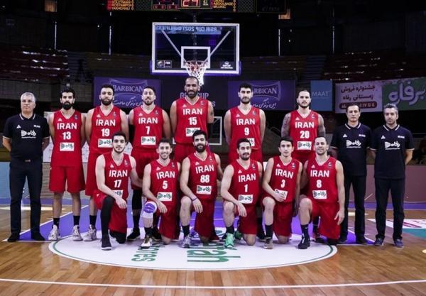 شروع اردوی آماده سازی تیم ملی بسکتبال