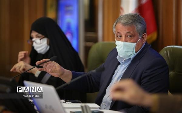 محسن هاشمی دچار حادثه شد