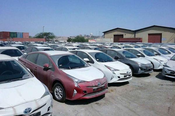 خودروهای دپو شده در دولت بعدی تکلیفشان تعیین خواهد شد؟