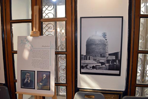 عکس های قاجاری حرم مطهر رضوی در موزه ملک به نمایش در می آید