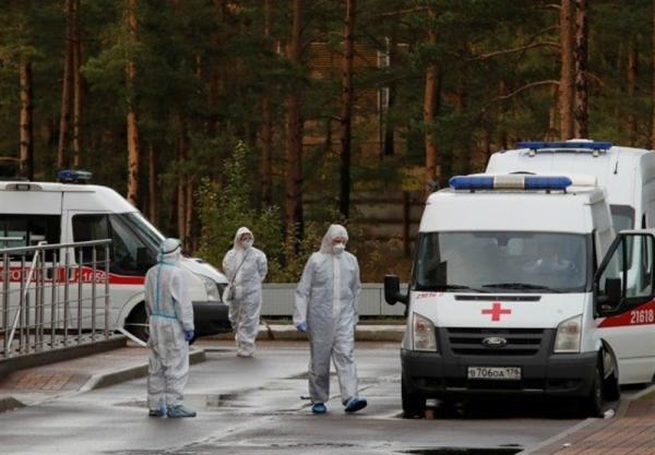 552 هزار شهروند روس مبتلا به کرونا تحت درمان هستند