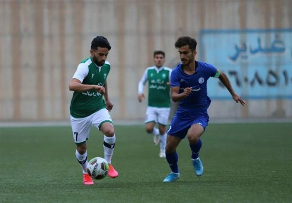 برگزاری مراسم قرعه کشی لیگ دسته اول فوتبال، برنامه نیم فصل نخست معین شد